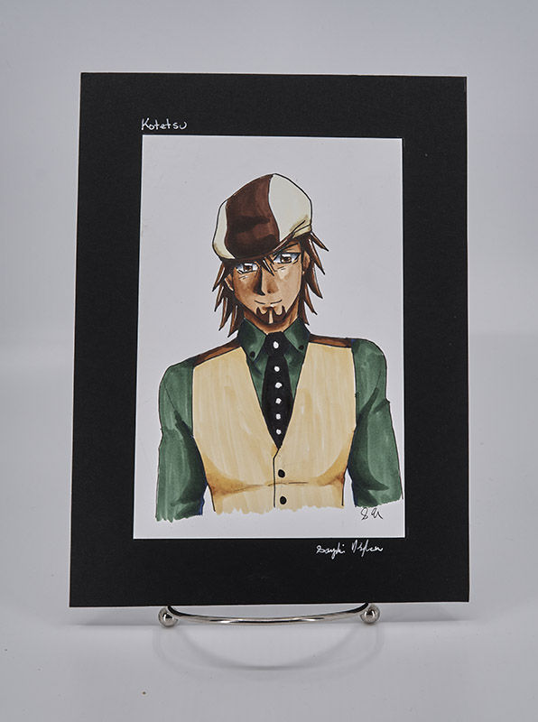 Original Copic Art- Kotetsu